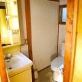 トイレ、結構綺麗です